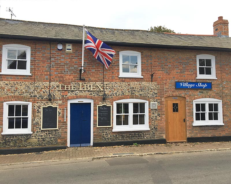 ibex-pub-chaddleworth